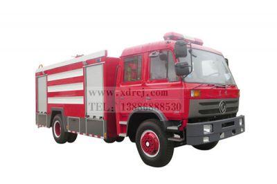 东风153-8吨水罐消防车