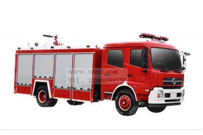 东风天锦-6吨水罐消防车