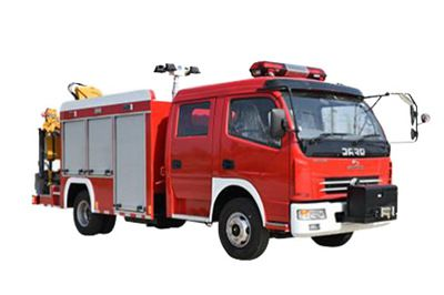 东风多利卡抢险救援消防车