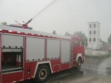 消防车制造商教你如何防止消防车水箱生锈?