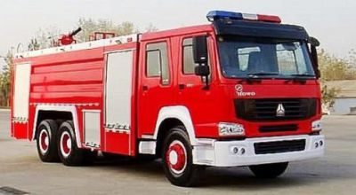 消防车制造商教你如何使用水罐消防车?
