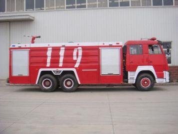 消防车厂家讲述消防车价格高的原因有哪些呢?