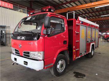 【简易消防车】工厂企业乡镇社区小型简易消防车参数和价格
