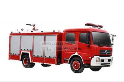 东风天锦-6吨水罐/泡沫消防车