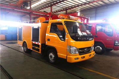 【厂家直销】2吨微小型消防汽车已经完工