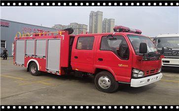 新东日消防车员工揭露,有一种消防车谁也不敢卖,就算是客户要求也不行。